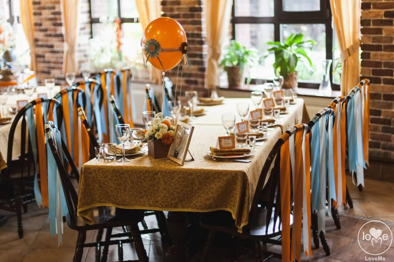 стол гостей Свадьба в стиле путешествия Шале Могилев Организация свадьбы декор украшение зала свадебное агентство ЛавМи