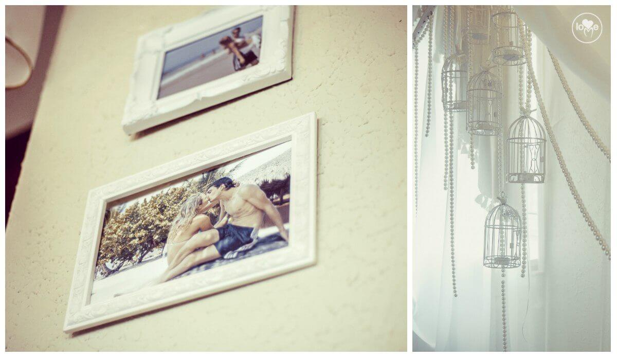 рамки с фото молодых Французская парижская белая свадьба париж декор банкетного зала ресторана украшение организация свадьбы свадебное агентство ЛавМи Могилев