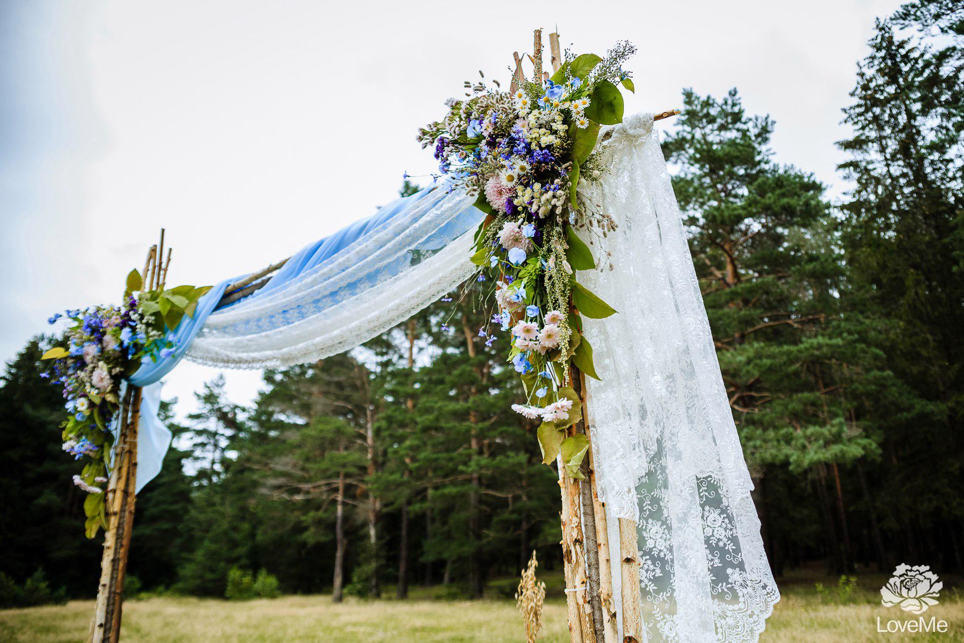 Арка Выездная регистрация церемония в Могилеве свадебное агентство ЛавМи организация свадьбы экосвадьба украшение декор банкета свадьбы свадьба в поле на поляне в лесу